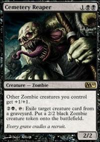 Cemetery Reaper - Magic 2010