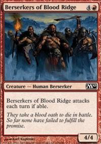 Berserkers of Blood Ridge - Magic 2010