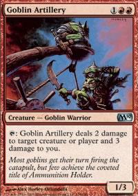 Goblin Artillery - Magic 2010