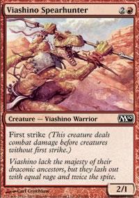Viashino Spearhunter - Magic 2010