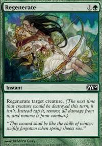 Regenerate - Magic 2010