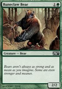 Runeclaw Bear - Magic 2010