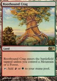 Rootbound Crag - Magic 2010