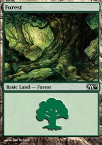 Forest 4 - Magic 2010