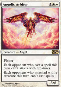 Angelic Arbiter - Magic 2011