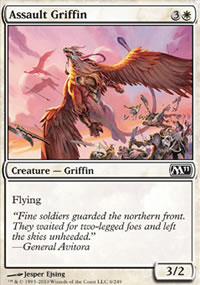 Assault Griffin - Magic 2011