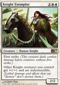 Knight Exemplar - Magic 2011
