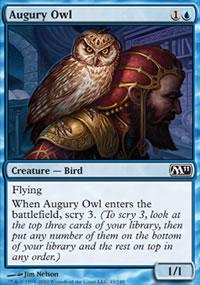 Augury Owl - Magic 2011