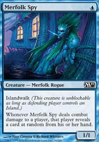 Merfolk Spy - Magic 2011