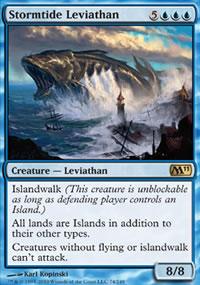 Stormtide Leviathan - Magic 2011