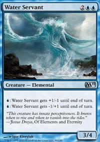 Water Servant - Magic 2011