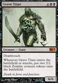 Grave Titan - Magic 2011