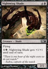 Nightwing Shade - Magic 2011