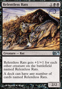 Rats implacables -