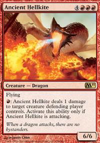 Ancient Hellkite - Magic 2011