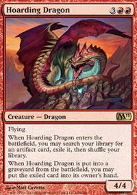 Hoarding Dragon - Magic 2011