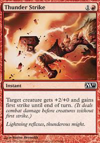 Thunder Strike - Magic 2011