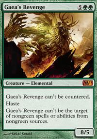 Gaea's Revenge - Magic 2011