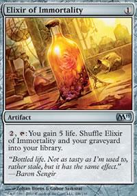 Elixir of Immortality - Magic 2011
