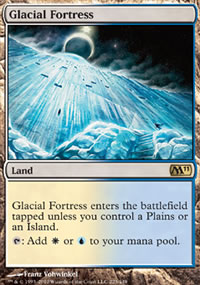 Forteresse glaciaire -