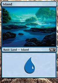 Island 2 - Magic 2011