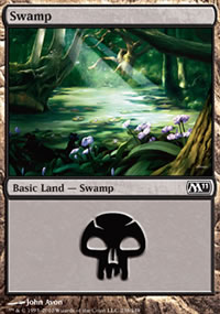 Swamp 1 - Magic 2011