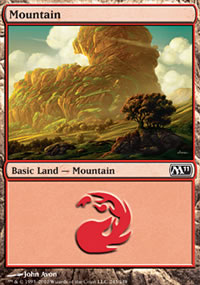 Mountain 2 - Magic 2011