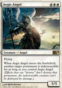 Aegis Angel - Magic 2012