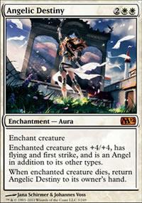 Angelic Destiny - Magic 2012