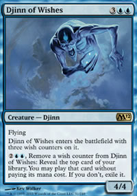 Djinn of Wishes - Magic 2012