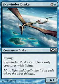 Skywinder Drake - Magic 2012