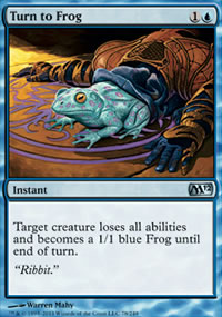 Turn to Frog - Magic 2012
