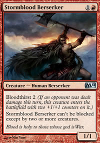 Stormblood Berserker - Magic 2012