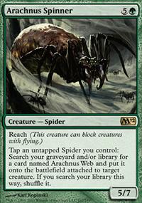 Arachnus Spinner - Magic 2012