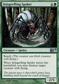 Stingerfling Spider - Magic 2012