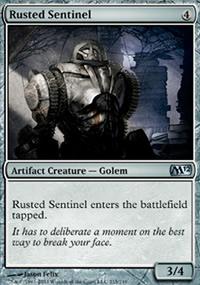 Rusted Sentinel - Magic 2012
