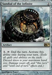 Sundial of the Infinite - Magic 2012