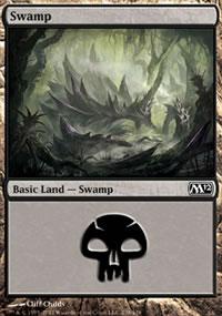 Swamp 1 - Magic 2012