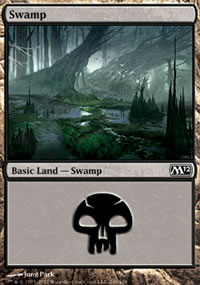 Swamp 3 - Magic 2012
