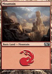 Mountain 1 - Magic 2012
