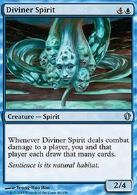 Diviner Spirit - Commander 2013