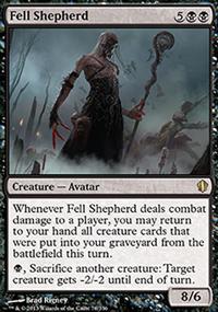 Fell Shepherd - Commander 2013