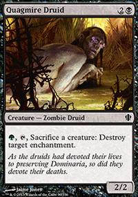 Quagmire Druid - Commander 2013