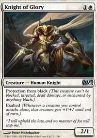 Knight of Glory - Magic 2013