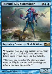Talrand, Sky Summoner - Magic 2013