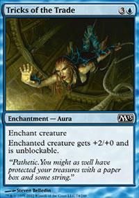Tricks of the Trade - Magic 2013
