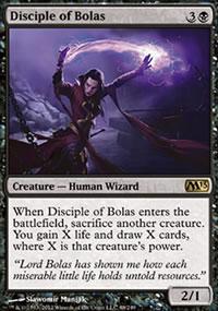 Disciple of Bolas - Magic 2013