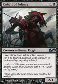 Knight of Infamy - Magic 2013
