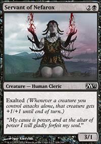 Servant of Nefarox - Magic 2013