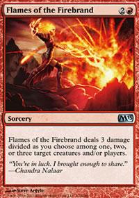 Flames of the Firebrand - Magic 2013